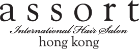 Assort International Hair Salon Hong Kong (ENGLISH) Mobile Retina Logo