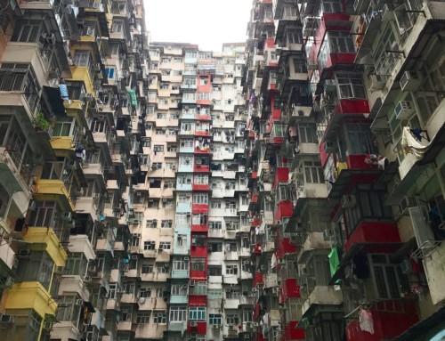 Hong kong フォトジェニック 巡り旅