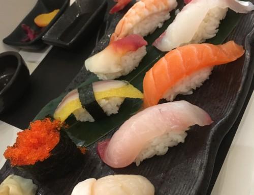 日本食はやっぱり美味しい!!
