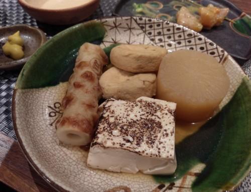 香港で食べれる美味しいおでん