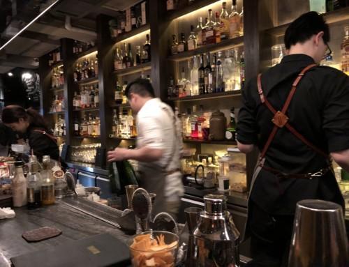 香港でお洒落なカクテルを飲めるとこ。#SOHO