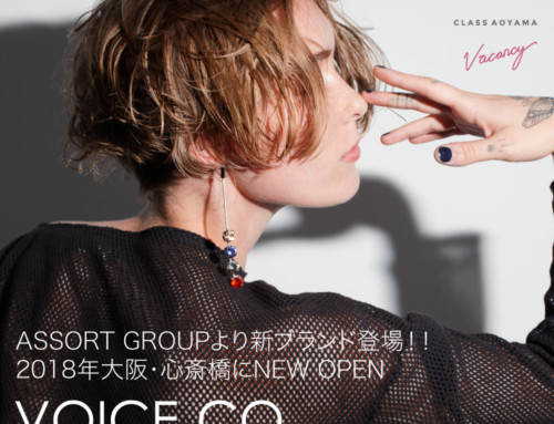 【VOICE CO】~Assort Group新店舗のお知らせ~