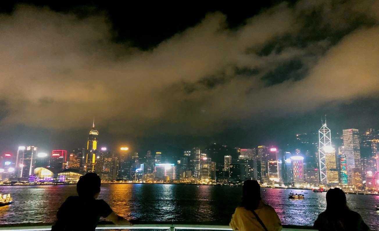 こんな香港ツアーやってみました