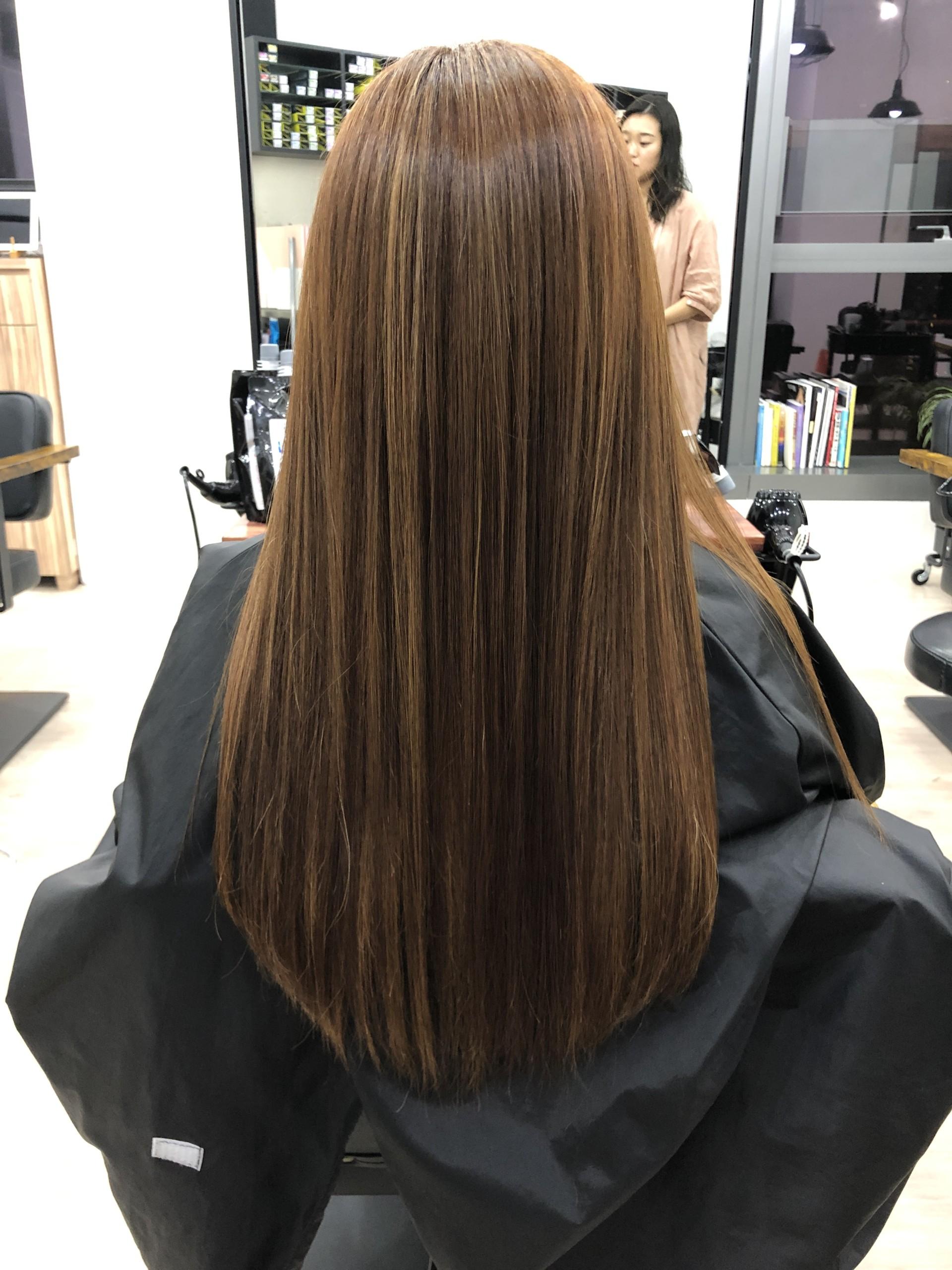 湿度が高くなる前に髪の毛対策!!髪質改善トリートメント in HK