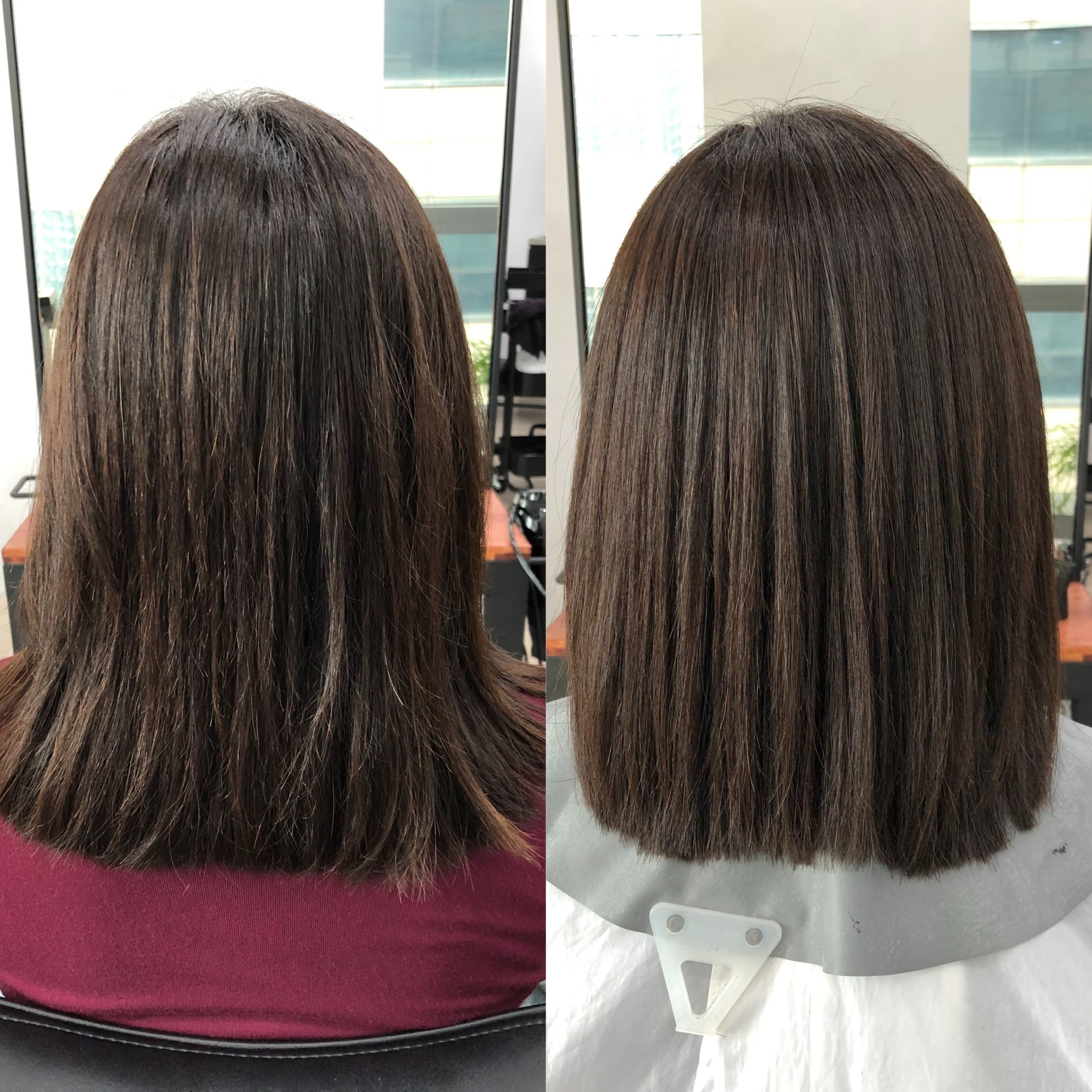 Cut &  Japanese Straight Perm